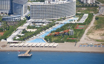 AMARA CENTRO RESORT (EX.KERVANSARAY KUNDU)