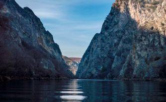 Каньона Матка и планината Водно в Република Македония 17 и 18 октомври