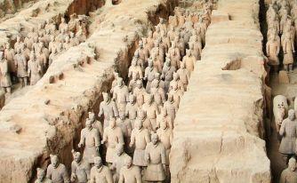 Екскурзия до Китай - Векове и столици - включва посещение на Теракотената армия