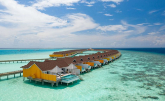 The Standart Huruvalhi Maldives Reef