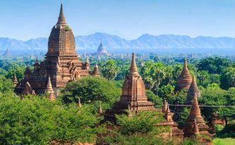 Виетнам - Камбоджа - Лаос - Мианмар
