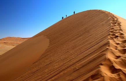 Намибия: Диамантът на Африка