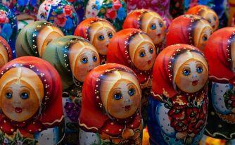 Екскурзия в РУСИЯ - Москва - градът на златните куполи - Майски празници