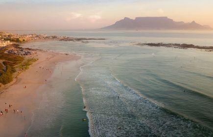 Южна Африка - земя на дъгата - с водопада Виктория и Ботсвана