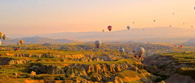 Екскурзия Кападокия със самолет - Чар и Мистика