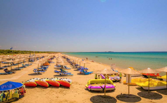 Kalogria Beach Hotel, Гърция