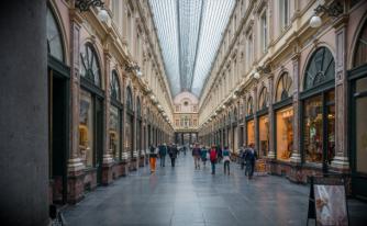 Брюксел - с вкус на шоколад, екскурзия със самолет и обслужване на български език