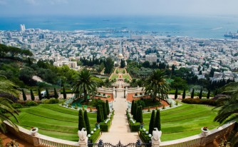 Първа пролет в Израел - екскурзовод и водач на български