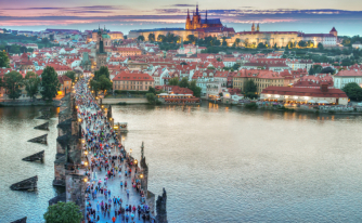 Майски празници - Вълшебна Прага - екскурзия със самолет