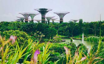 Магията на изтока - Сингапур, Куала Лумпур, почивка в Пенанг