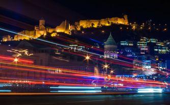 Нова година 2021 в Грузия: Тбилиси - горещата прегръдка на Кавказ